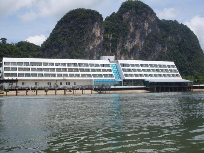 SiamIS Hotel Phang Nga Bay, Muang Phangnga