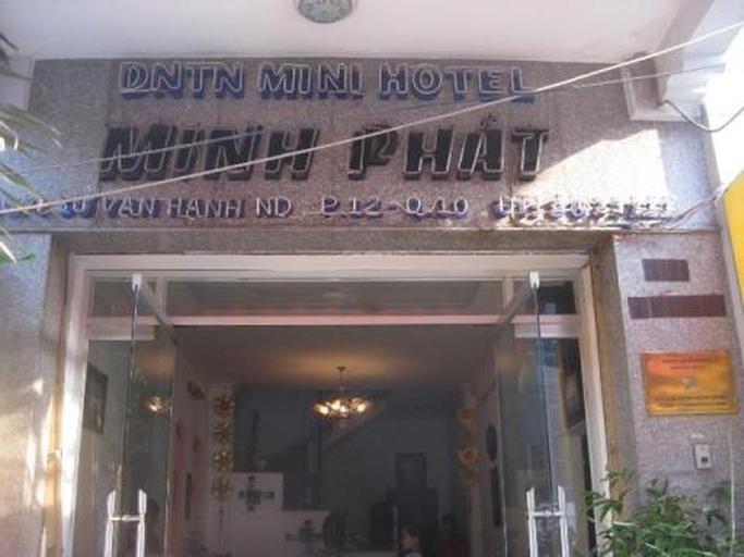 Minh Phat Hotel, Quận 10