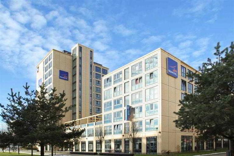 Novotel Suites Muenchen Parkstadt Schwabing, München