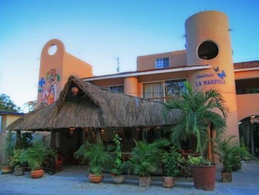 Hotel Residencia La Mariposa, Cozumel