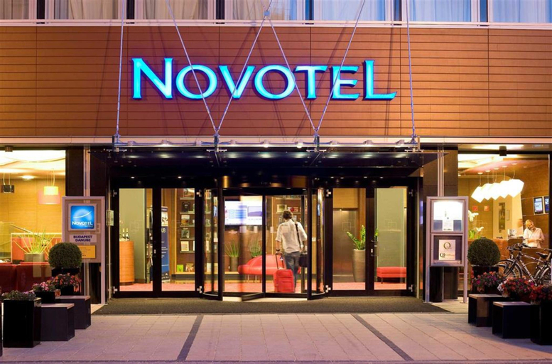 Novotel Budapest Danube, Budapesti