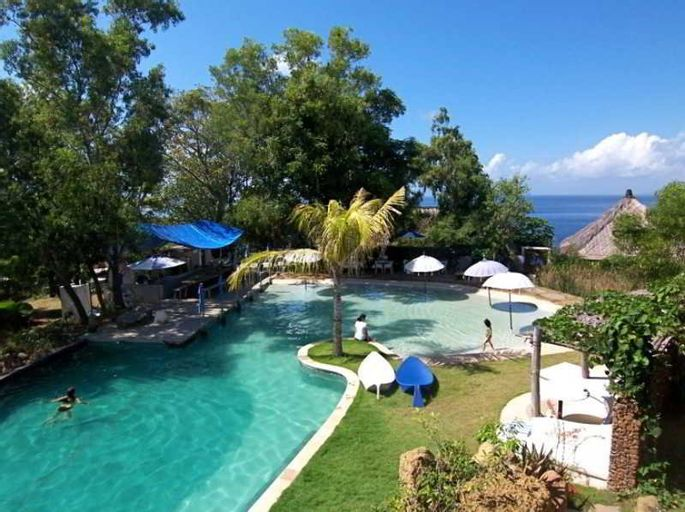 Bloo Lagoon Village Resort, Karangasem