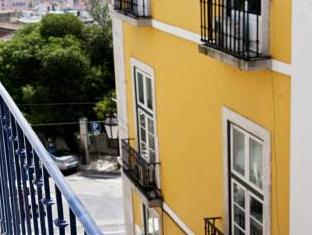 B.A. Hostel, Lisboa