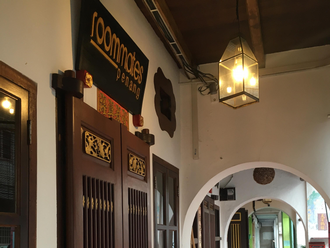 Roommates Penang Heritage, Pulau Penang