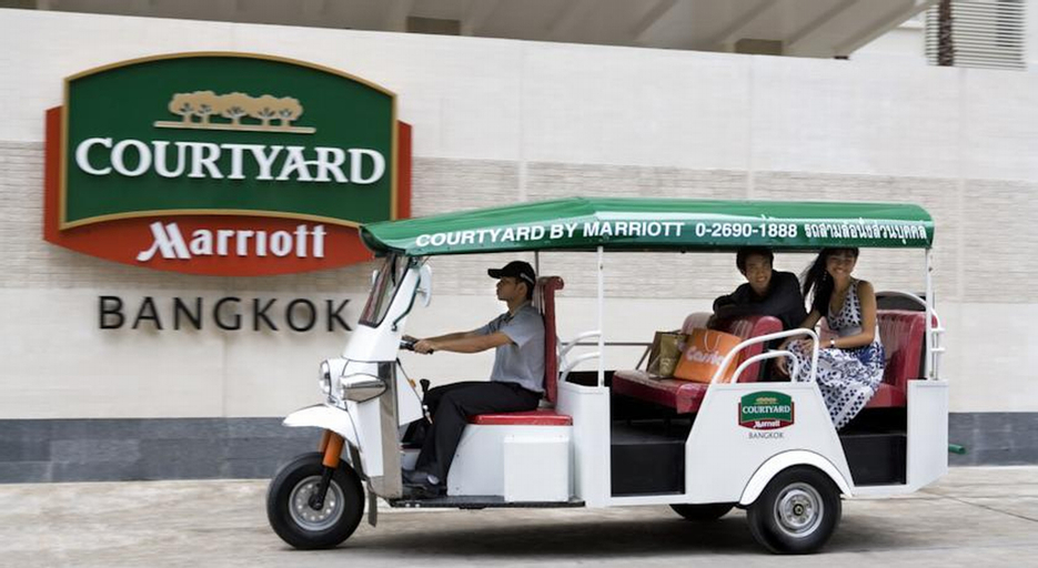 Courtyard by Marriott Bangkok, Pathum Wan