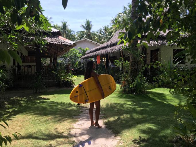 Pesangan Surfcamp Hotel, General Luna