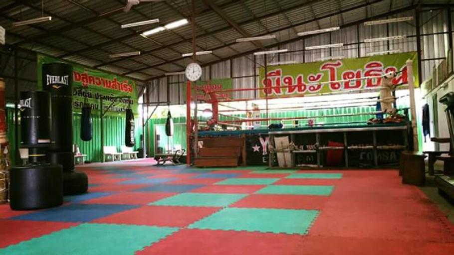 Meenayothin MuayThai Gym, Chatuchak