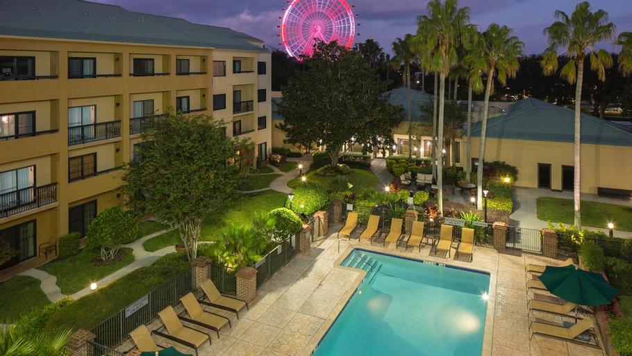 Courtyard Orlando International Drive/Convention Center, Orange