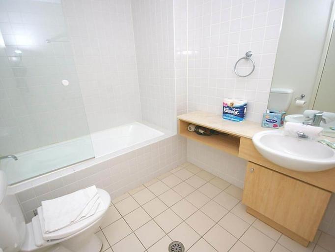 Homebush Bay Furnished Apartments 3 Bennelong Parkway, Auburn