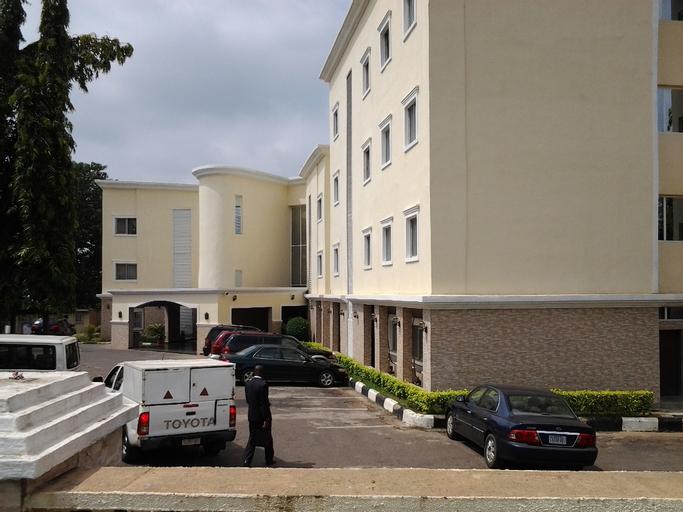 Thornberry Savannah Suite Hotel, AbujaMun
