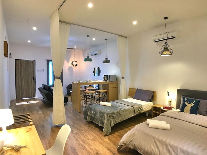 iBook 5 - Modern Scandinavian Suites Room, Pulau Penang