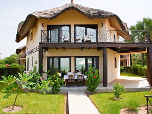 Les Alizés Beach Resort, Oussouye