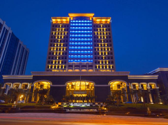 Minyoun Nanchong Oriental Garden Hotel, Nanchong