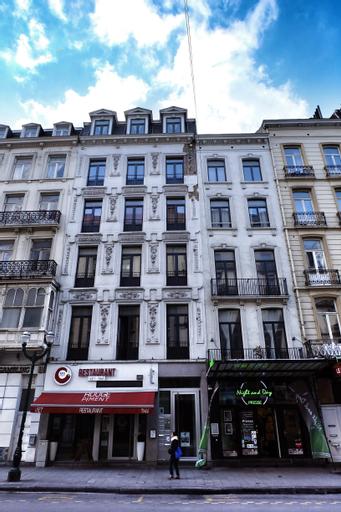 Brussels ApartmentsApart, Bruxelles