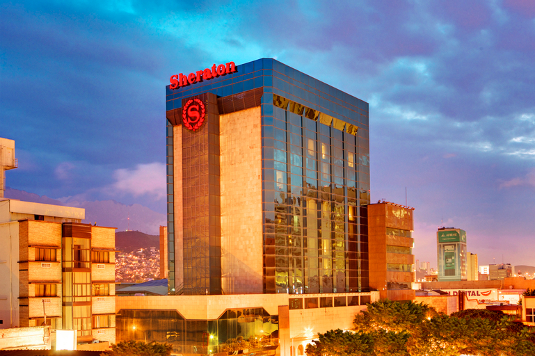 Sheraton Ambassador Hotel, Monterrey