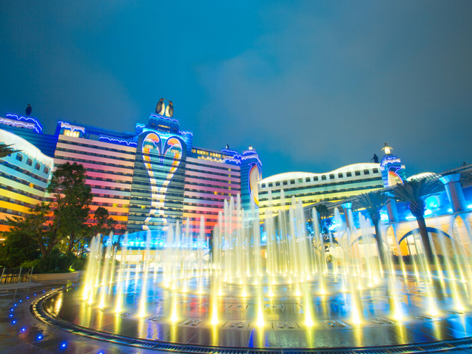 Chimelong Penguin Hotel, Zhuhai