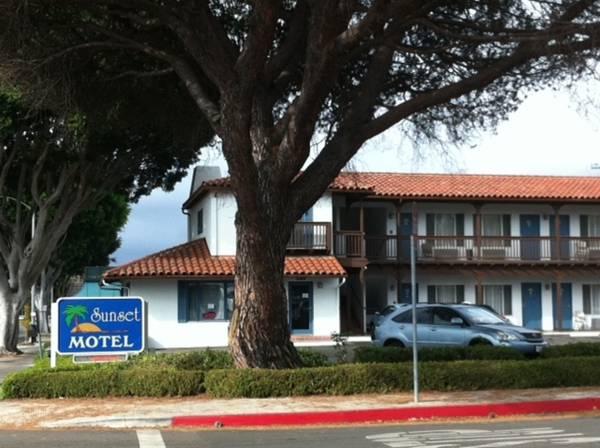 Sunset Motel, Santa Barbara
