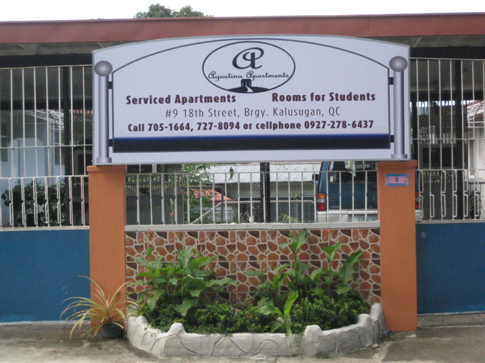 Agustina Serviced Apartments, Quezon City