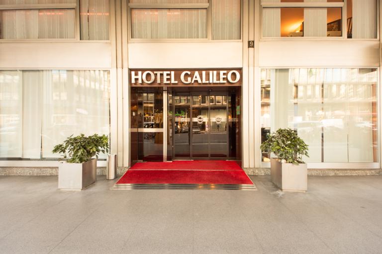 Galileo Hotel, Milano