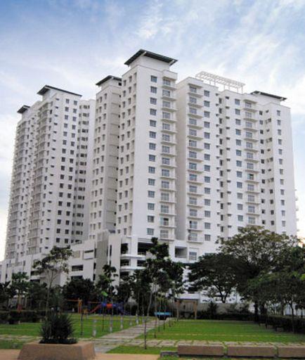 Spacious Butterworth Condominium, Seberang Perai Utara