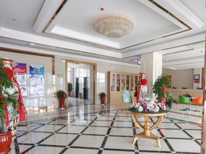 GreenTree Inn Rongcheng Swan Lake Business Hotel, Weihai