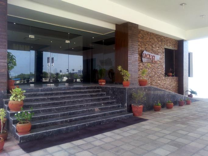 komachi hotel, Alwar