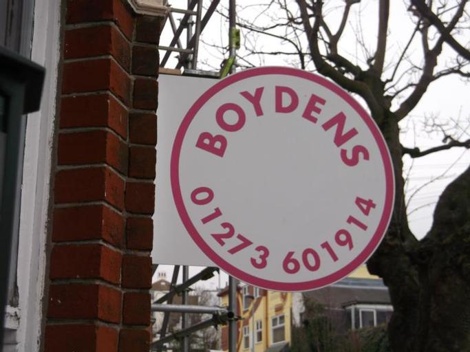 Boydens, Brighton and Hove