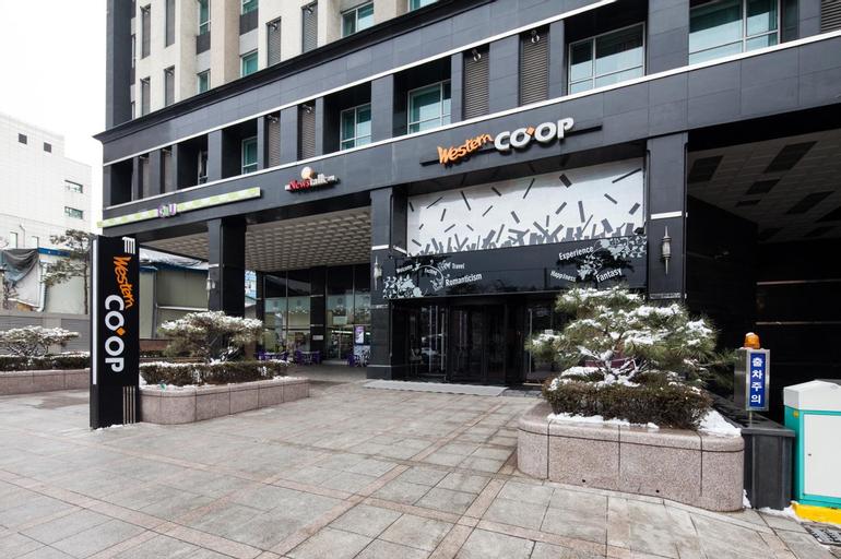 Western Co-op Hotel & Residence Dongdaemun, Jongro