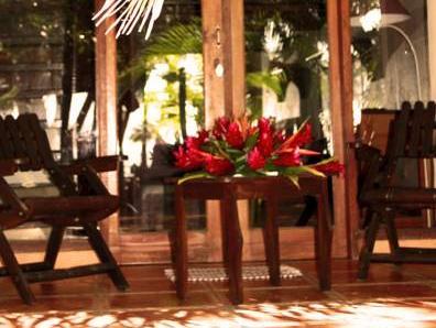 Hotel La Palapa, Santa Cruz