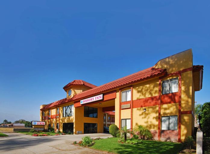 Economy Inn, San Bernardino