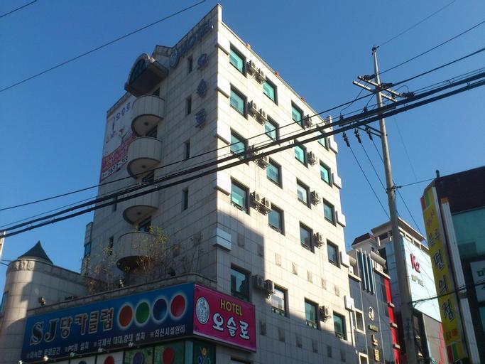 Oslo Hotel Hwagok, Gangseo