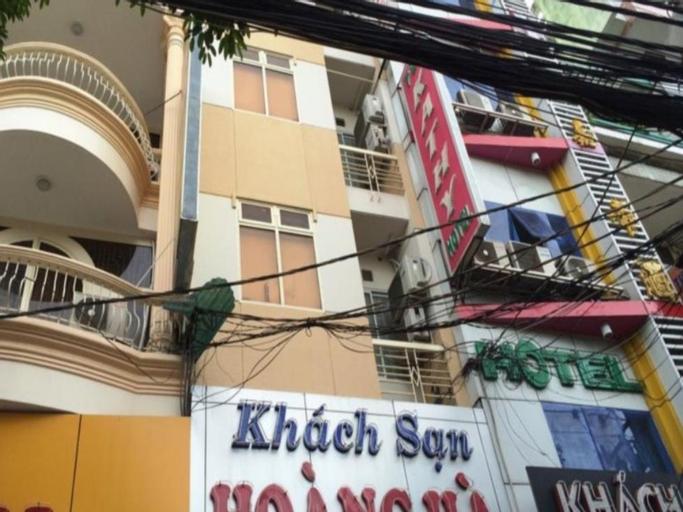 Hoang Ha Le Hong Phong Hotel, Quận 10