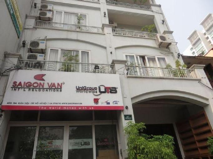 Tan Long Apartment - Hoang Quoc Viet, Cầu Giấy