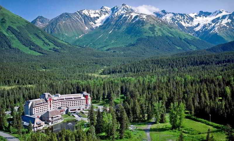 The Hotel Alyeska, Anchorage