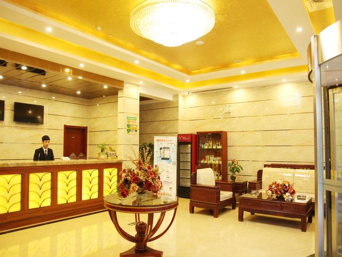 GreenTree Inn Jiangsu Suzhou Dongfang Avenue Financial City Express Hotel, Suzhou