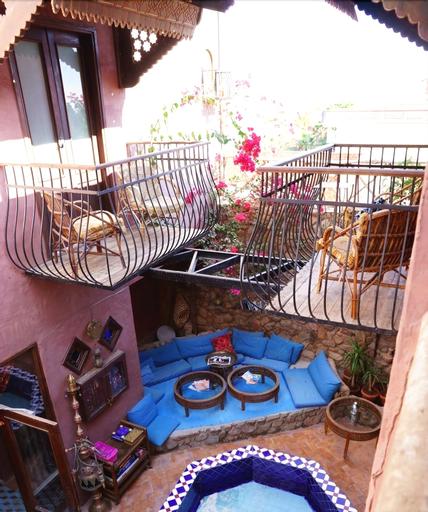 Alf Leila Boutique Hotel, Sant Katrin