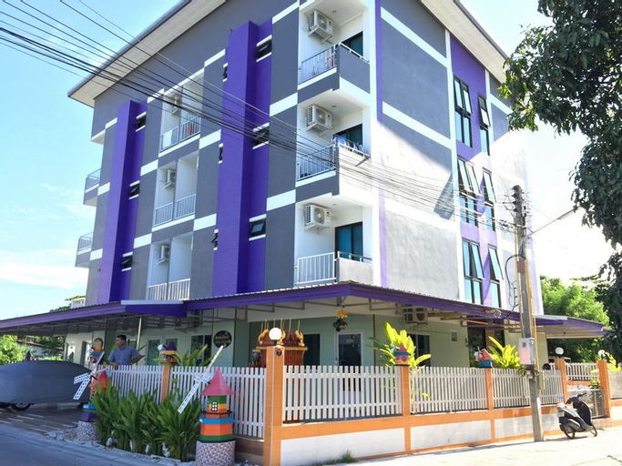 Piyatud Apartment, Muang Chon Buri