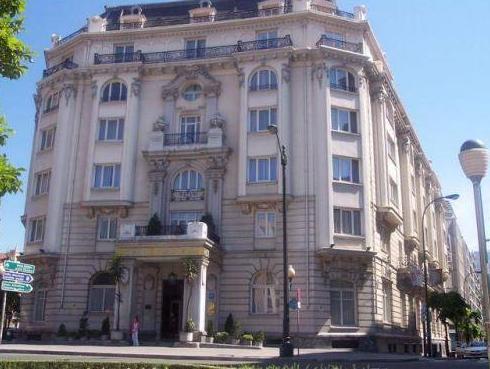 Hotel Carlton, Vizcaya