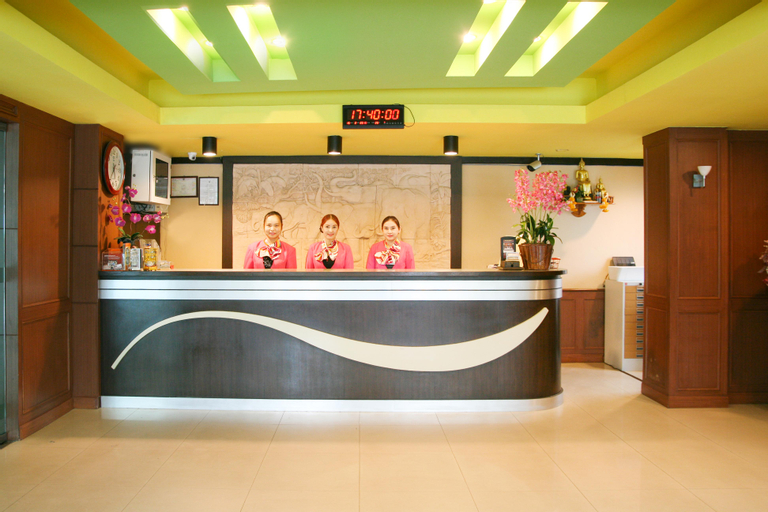 Great Residence Suvarnabhumi Hotel, Bang Plee