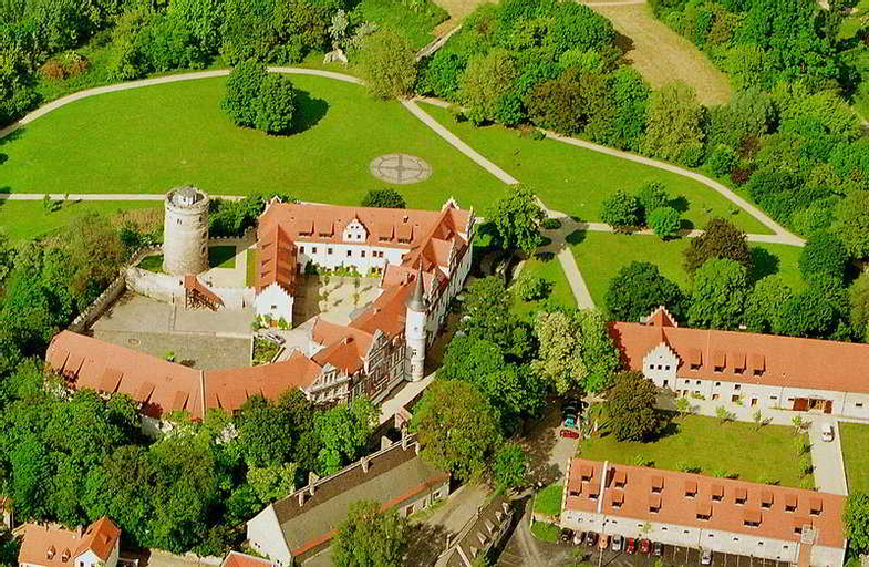 Schlosshotel Schkopau, Saalekreis