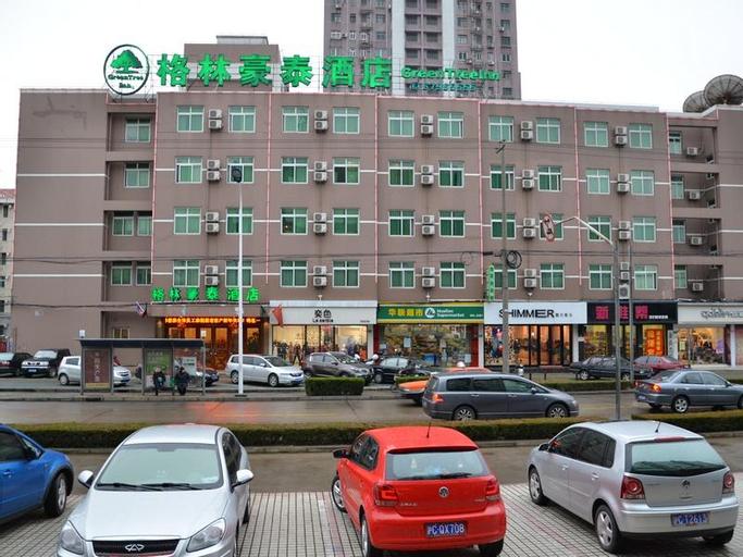 GreenTree Inn Shanghai Jinshan City Beach Hotel, Shanghai