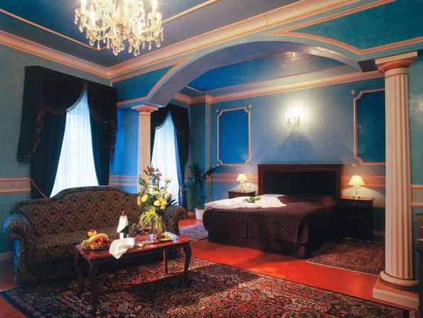 Hotel Renesance Krasna Kralovna, Karlovy Vary