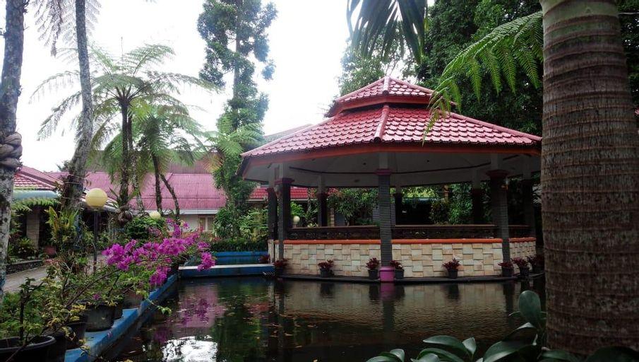 Wisma Pangeran, Padang Panjang