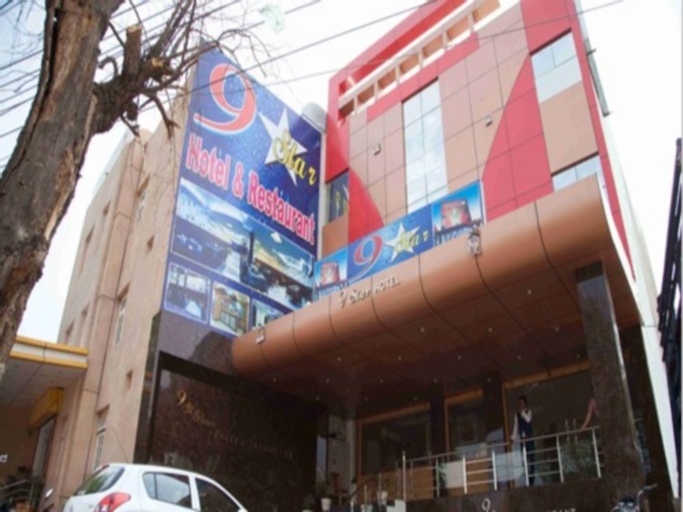 9 Star Hotel, Agra