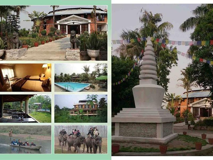 Baghmara Wildlife Resort, Narayani