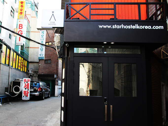 Star Hostel  Seoul  Myeongdong  Ing, Jongro