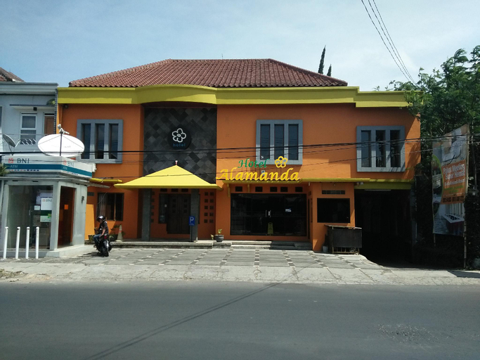 Hotel Alamanda, Garut