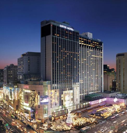 Lotte Hotel Seoul, Jongro