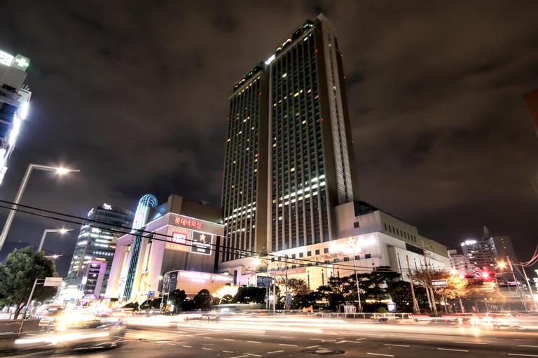 Busan Lotte Hotel, Busanjin