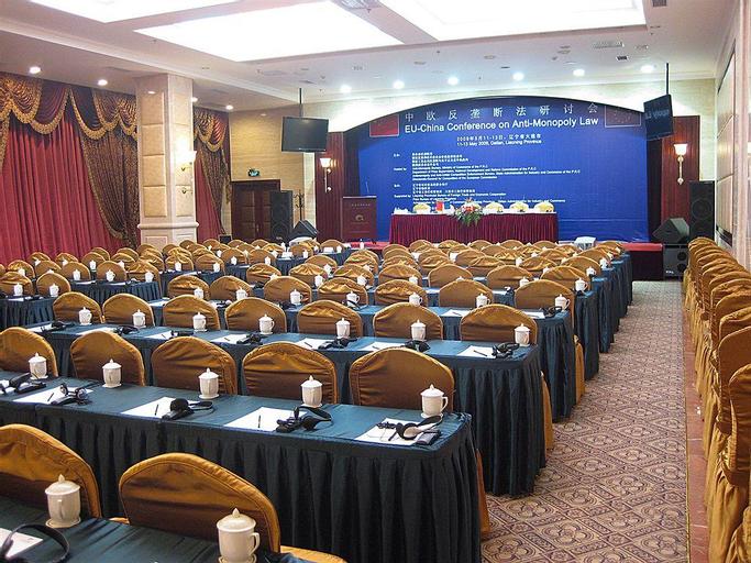Golden Shine International, Dalian